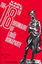 Cover of the book Eighteenth Brumaire of Louis Bonaparte by Karl Marx
