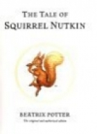 Another cover of the book The Tale of Squirrel Nutkin by Beatrix Potter
