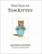 Another cover of the book The Tale of Tom Kitten by Beatrix Potter