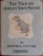 Another cover of the book The Tale of Johnny Town-Mouse by Beatrix Potter