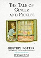 Another cover of the book The Tale of Ginger and Pickles by Beatrix Potter