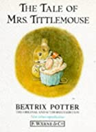 Another cover of the book The Tale of Mrs. Tittlemouse by Beatrix Potter