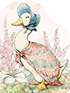 Another cover of the book Jemima Puddle-Duck by Beatrix Potter
