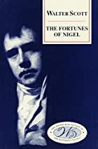 Another cover of the book The Fortunes of Nigel by Walter Scott