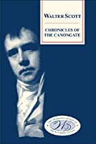 Another cover of the book Chronicles of the Canongate by Walter Scott