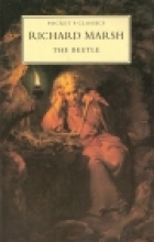 Another cover of the book The Beetle by Richard Marsh