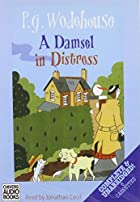 Another cover of the book A Damsel in Distress by P.G. Wodehouse