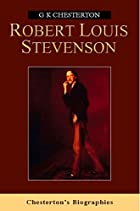 Cover of the book Robert Louis Stevenson by G. K. (Gilbert Keith) Chesterton