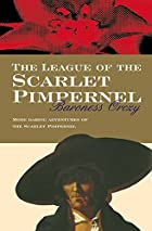 Cover of the book The League of the Scarlet Pimpernel by Emmuska Orczy