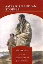 Cover of the book American Indian stories by Zitkala-Sa