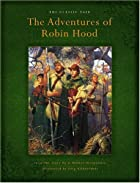 Another cover of the book Robin Hood by J. Walker McSpadden