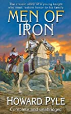 Another cover of the book Men of Iron by Howard Pyle