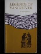 Cover of the book Legends of Vancouver by E. Pauline Johnson