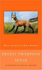 Another cover of the book Wild Animals I Have Known by Ernest Thompson Seton