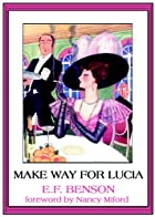 Another cover of the book Queen Lucia by E.F. Benson