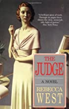 Cover of the book The Judge by Rebecca West