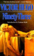 Cover of the book Ninety-three by Victor Hugo