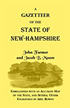 Cover of the book A gazetteer of the state of New-Hampshire by John Farmer