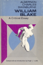 Another cover of the book William Blake, a critical essay by Algernon Charles Swinburne