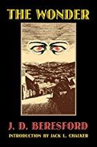 Another cover of the book The Hampdenshire Wonder by J. D. (John Davys) Beresford
