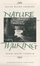 Another cover of the book Nature by Ralph Waldo Emerson