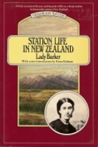 Cover of the book Station Life in New Zealand by Lady Barker