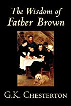 Another cover of the book The Wisdom of Father Brown by G.K. Chesterton
