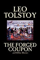 Another cover of the book The Forged Coupon by Leo Tolstoy