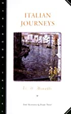 Cover of the book Italian Journeys by William Dean Howells
