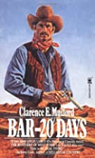 Another cover of the book Bar-20 Days by Clarence Edward Mulford