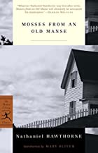 Another cover of the book Mosses from an old manse by Nathaniel Hawthorne