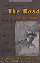 Another cover of the book The Road by Jack London