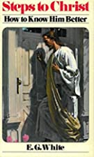 Another cover of the book Steps to Christ by Ellen Gould Harmon White