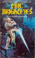 Cover of the book Eric Brighteyes by H. Rider Haggard