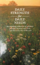 Another cover of the book Daily Strength for Daily Needs by Mary W. Tileston