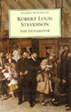 Another cover of the book The Dynamiter by Fanny Van de Grift Stevenson