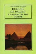 Cover of the book A Passion in the Desert by Honoré de Balzac