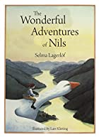 Another cover of the book The Wonderful Adventures of Nils by Selma Lagerlöf