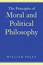 Another cover of the book The principles of moral and political philosophy by William Paley
