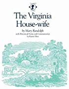 Another cover of the book The Virginia Housewife by Mary Randolph