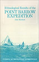 Cover of the book Ethnological results of the Point Barrow expedition by John Murdoch