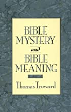 Another cover of the book Bible mystery and Bible meaning by T. (Thomas) Troward