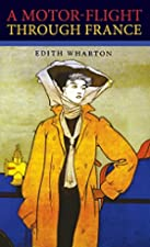 Another cover of the book A motor-flight through France by Edith Wharton