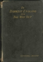 Another cover of the book In Darkest England and the Way Out by William Booth