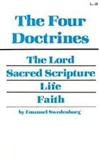 Cover of the book The four doctrines by Emanuel Swedenborg