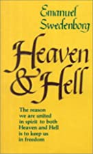 Another cover of the book Heaven and its Wonders and Hell by Emanuel Swedenborg