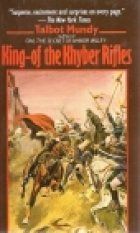 Another cover of the book King of the Khyber Rifles by Talbot Mundy