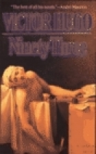 Another cover of the book Ninety-three by Victor Hugo
