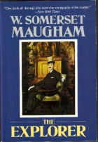 Another cover of the book The explorer by W. Somerset Maugham