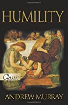 Another cover of the book Humility by Andrew Murray